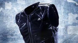 ワールドカップに出場する選手たちの、体を冷やすための「冷却ベスト」が発売される