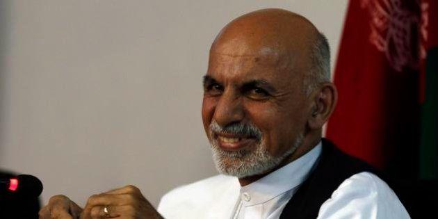 アフガン大統領選、ガニ元財務相が優勢 選管が暫定結果