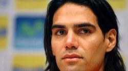 ファルカオ、コロンビア代表に選ばれず