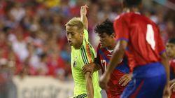 日本代表、3-1で逆転勝利 親善試合のコスタリカ戦【UPDATE】