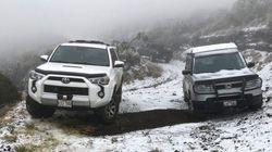 «Χιόνη» και στη