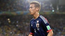 ワールドカップ日本代表、コロンビア戦のカギは速い攻めか