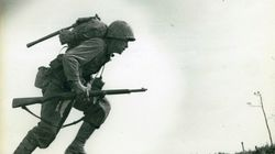 太平洋戦争・アメリカ海兵隊から見た沖縄【画像】