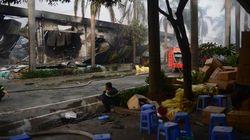 ベトナム南部で反中デモ隊が暴徒化、外国企業の工場に放火