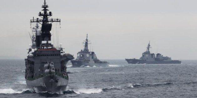 集団的自衛権、中国・フィリピンの動向が議論に影響か
