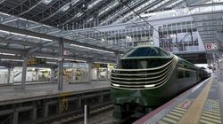 豪華寝台列車、デビュー前に西日本を走り回る【動画】