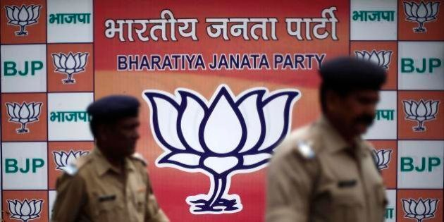 インド、政権交代へ 総選挙、モディ氏の最大野党BJPが圧勝