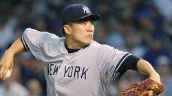 田中将大、連勝34でストップ