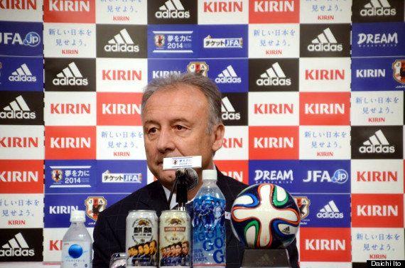 ワールドカップ日本代表23人発表