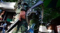 タイ陸軍、戒厳令を発令