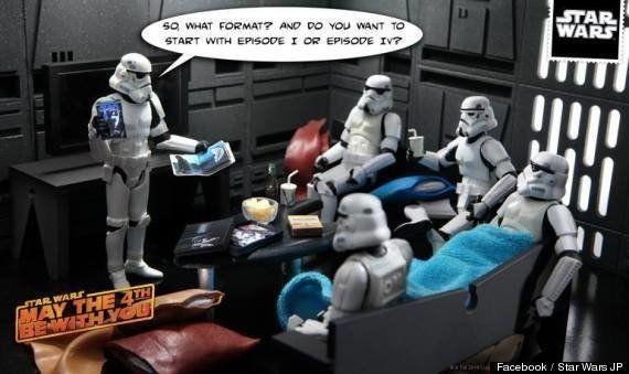 5月4日は「スターウォーズの日」、エピソード7の公開日が発表に