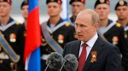 プーチン大統領、編入後初のクリミア訪問