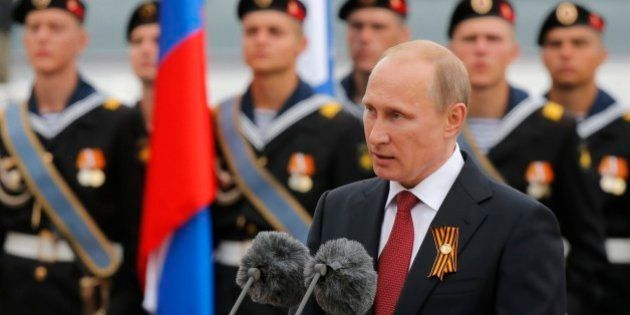 プーチン大統領、編入後初のクリミア訪問 東部衝突では20人死亡との情報【ウクライナ情勢】