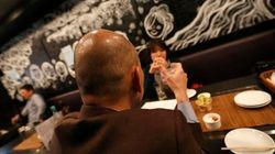 「ハゲ割」で薄毛のサラリーマン応援、赤坂の居酒屋が話題に