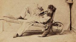 酔っぱらいは150年前も今も変わらない【画像】