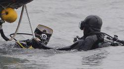 【韓国船沈没】潜水士が捜索中に死亡