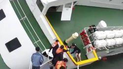 【韓国船沈没】船長ら4人を殺人罪で起訴