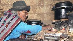 ペルー女性が世界最高齢?