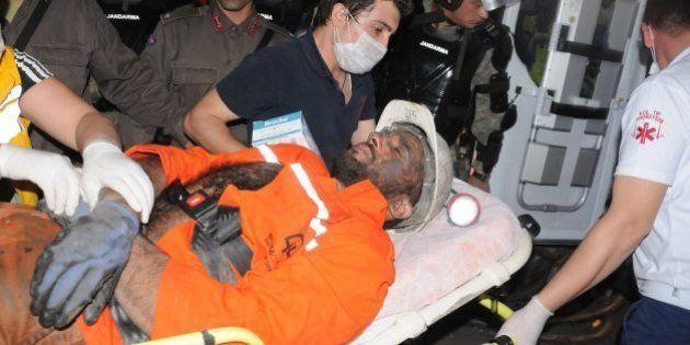 トルコで炭鉱爆発、200人以上死亡 坑内に多数取り残される