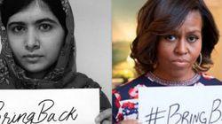 「ボコ・ハラム」のナイジェリア女子生徒拉致事件に抗議の声世界に広がる マララさんら「私たちの少女を返して」