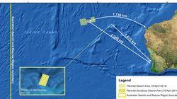 マレーシア航空機、機体破片も見つからないまま空からの捜索が打ち切りに