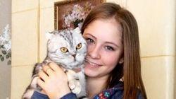 リプニツカヤは猫が好き?