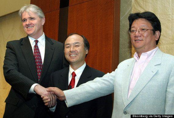 ソフトバンクがドコモ超えて売上首位 孫正義社長、ボーダフォン買収時を振り返る「当時はSB役員すら笑っていた」