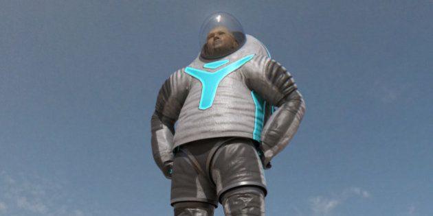 NASAが新型宇宙服「Z-2」を発表【画像】