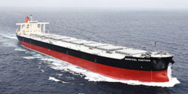 商船三井の船を中国の裁判所が差し押さえ 戦後補償の貸借めぐる訴訟