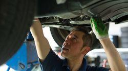 自動車整備士が不足、専門学校入学者が10年前から半減