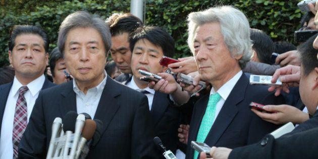 小泉純一郎氏と細川護熙氏、脱原発を目指す「自然エネルギー推進会議」設立へ
