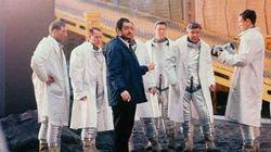 「2001年宇宙の旅」はこう撮っていた メイキング写真集