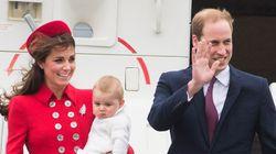 生後8ヶ月のジョージ王子、王室の通例破るも既に「経済発展」に貢献