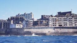 「進撃の巨人」軍艦島で実写撮影へ