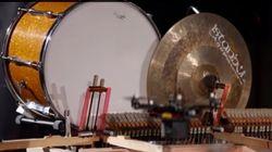 「2001年宇宙の旅」テーマ曲をドローンが演奏していてすごい【動画】