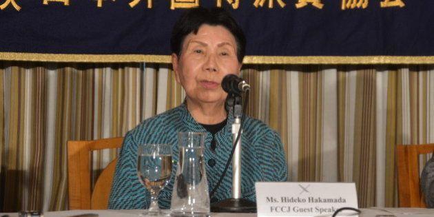 袴田巌さん「拘禁症状が激しい」 姉の秀子さんが会見