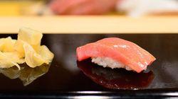 「すきやばし次郎」オバマ大統領も食べたミシュラン三ツ星の寿司を写真で