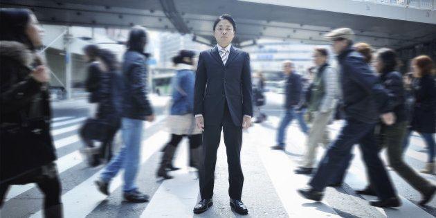 「起業したい」新入社員は1割で過去最低