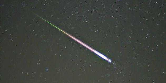 こと座流星群、4月22日夜がピーク 流星動画をスマホに配信するサービスも