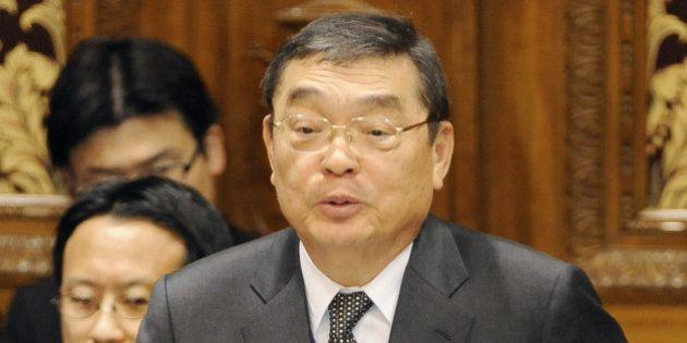 NHK籾井勝人会長「1人の行為で信頼全て崩壊」 入局式で講話