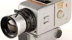 「月に行ったカメラ」ヨドバシカメラ社長が9300万円で落札