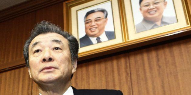 「北朝鮮への敵対行為」と朝鮮総連副議長