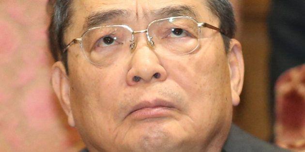 籾井勝人NHK会長、理事の辞表返却を拒否 参院予算委で答弁