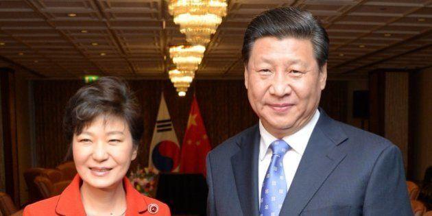 安重根記念館で中韓首脳「対日共闘」