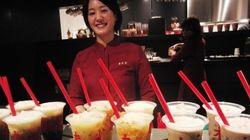 「中国茶カフェ」日本に根付くか