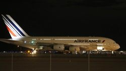 エールフランス機に爆破予告 アメリカ発パリ行き2便が緊急着陸