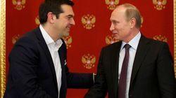 プーチン大統領、天然ガス供給のパイプライン延長でギリシャ企業に資金供給用意