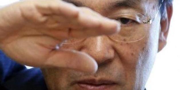 パナソニック、通期の最終利益1800億円 津賀一宏社長「利益優先から成長優先に舵を切る」