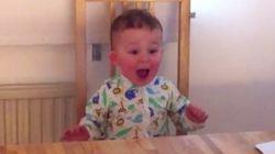 スター・ウォーズを見た赤ちゃんたちの反応がかわいすぎる【動画】