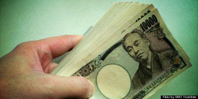 賃金が減少傾向と厚生労働省が発表